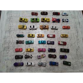 Lote De Miniaturas De Carrinhos Hot Whells + Outras Marcas