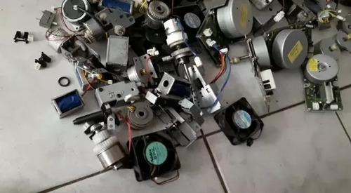 lote de motores copiadora canon ir 8070