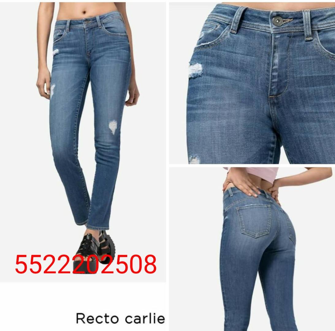 de2b185fa805 Lote De Pantalones Sexy Jeans Originales