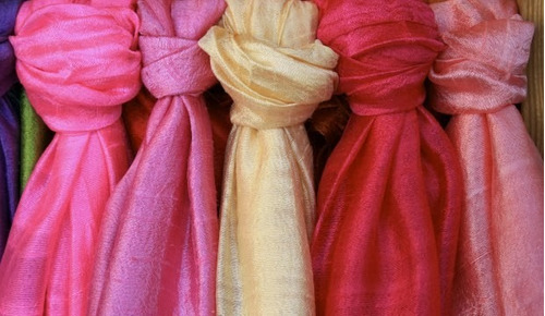 lote de pashminas, mascadas, pareos importadas a $26 pieza