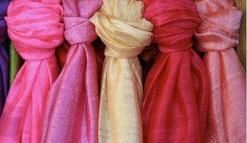lote de pashminas, mascadas, pareos importadas a $27 pieza