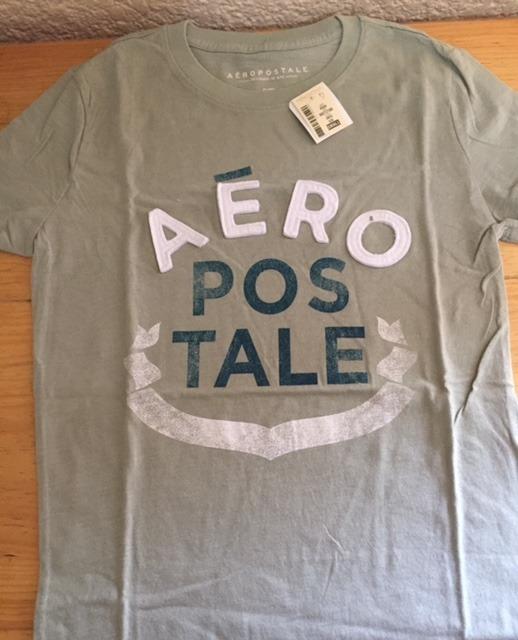 Lote De Playeras Aeropostale Para Mujer Nuevas Talla S Y Xs ... 027646cb181d2