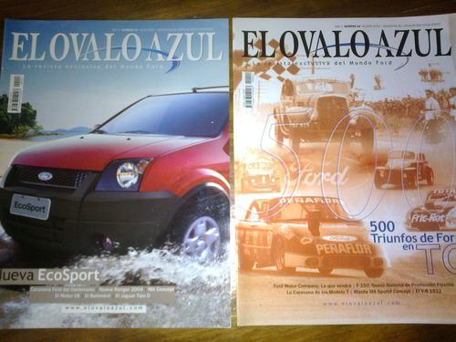 lote de revistas el ovalo azul ( el precio es por todas )