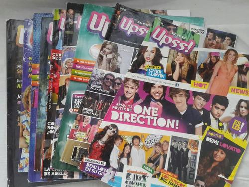 lote de revistas upss