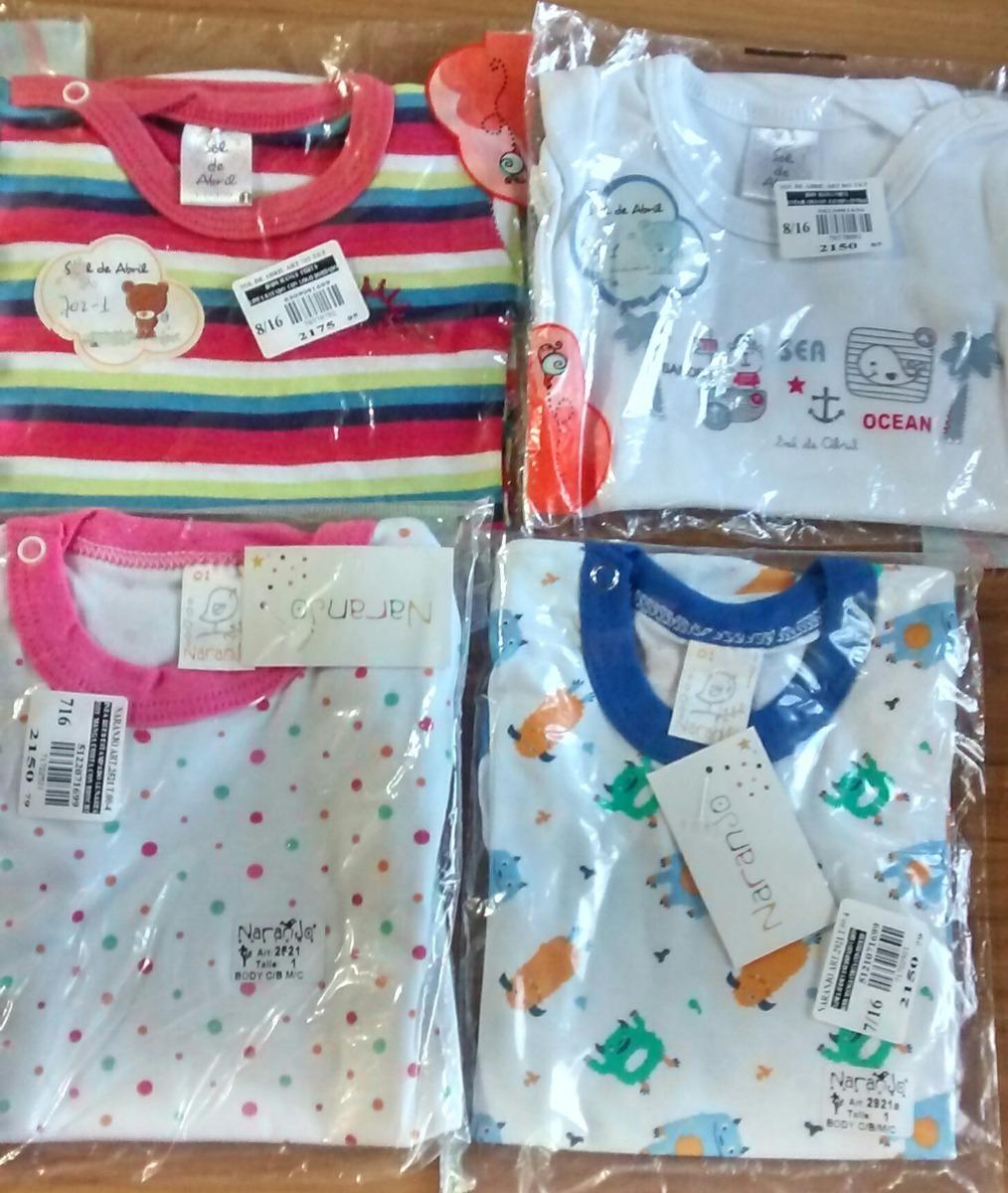 a63659ea Lote De Ropa Bebes De 0 A 12 Meses Nuevo - $ 3.290,00 en Mercado Libre