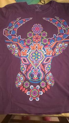 Mla lote de ropa la catrina artesanias mexicanas la plata jpg 281x500  Catrina ropa huichol 8937cc61ba4