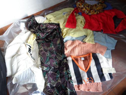 lote de ropa mujer nueva liquido