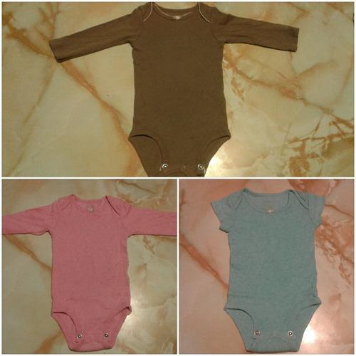 lote de ropa verano (15 prendas) para beba de 3 a 6 meses