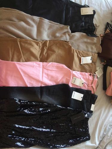 lote de ropa zara nueva con etiqueta