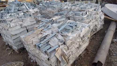 lote de soporteria galvanizada