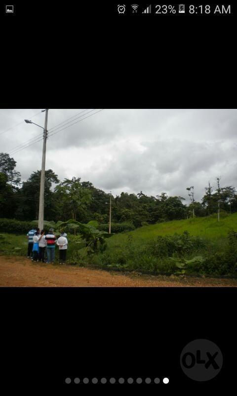 lote de terreno 1500 mt en finca vacacional las bromelias