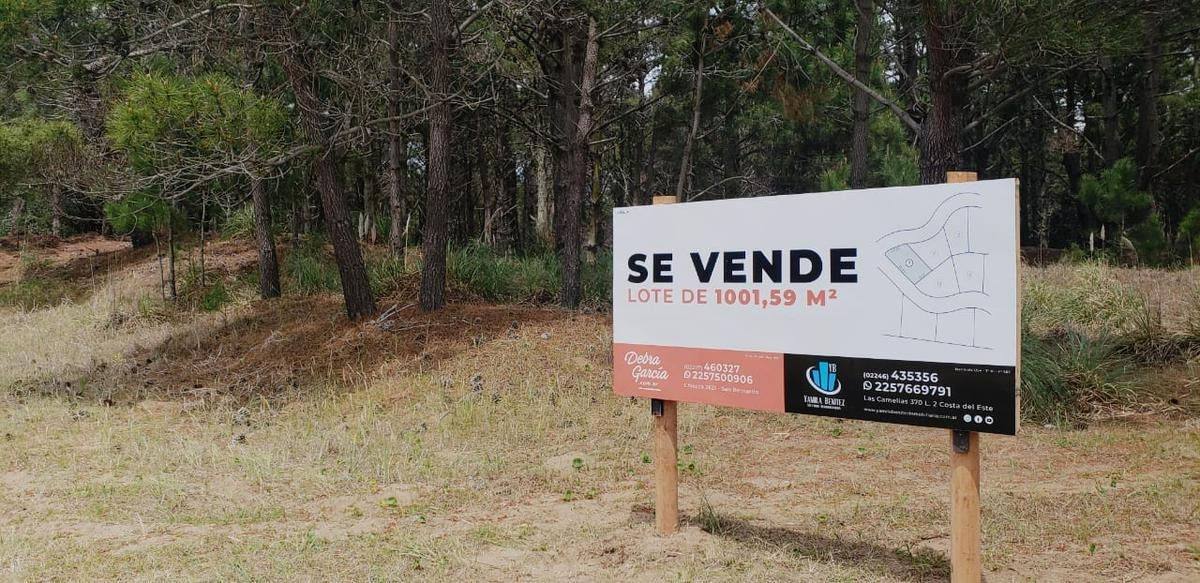 lote de terreno costa del este - barrio cerrado costayres
