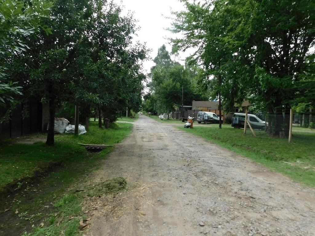 lote de terreno en barrio parque - chascomus