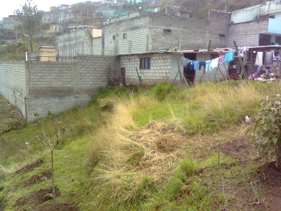lote de terreno en chaguarquingo barrio san vicente