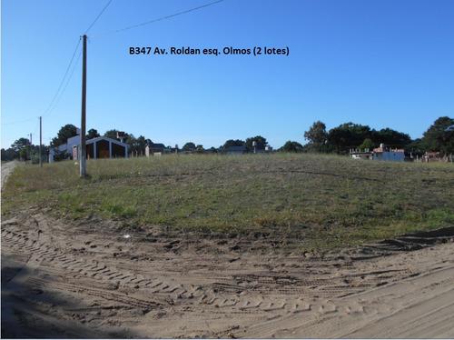 lote de terreno en nueva atlantis (b347)