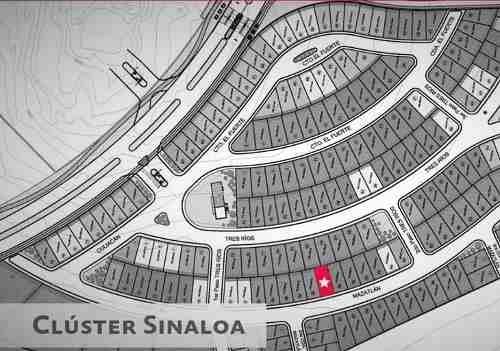 lote de terreno en venta cluster sinaloa, lomas angelopolis.
