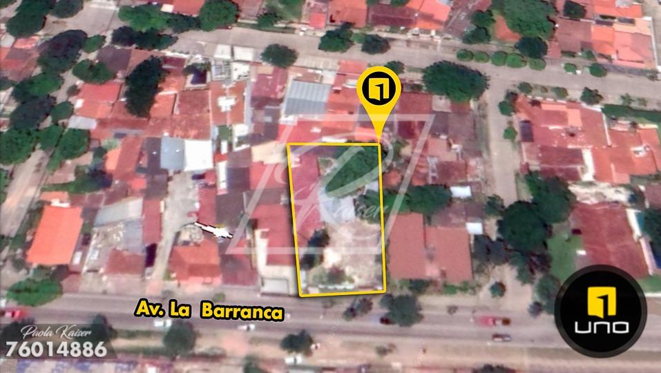lote de terreno en venta sobre avenida zona sur