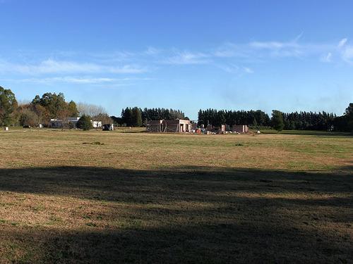 lote de terreno proximo a la laguna- barrio quintas la nativ