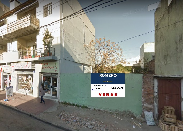 lote de terreno v. dominico avellaneda emprendimiento