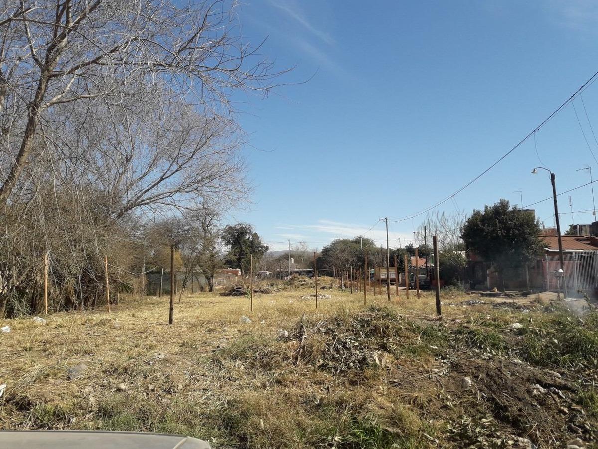 lote de terreno vendo en villa rivera indarte, córdoba