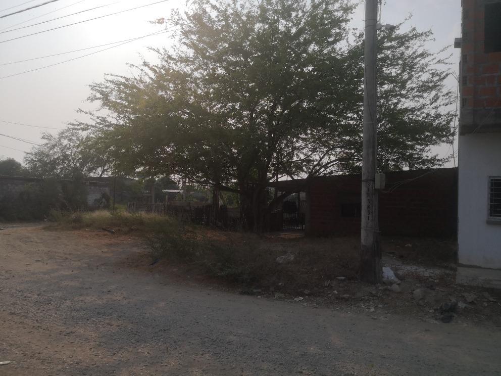 lote de terrero de 10mtr x 20mtr zona urbana de san alberto