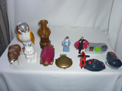 lote de varias figuras dpa