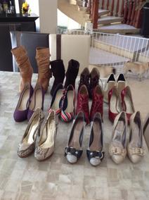 0358aceb Lote De Zapatos Usados - Ropa, Bolsas y Calzado, Usado en Mercado Libre  México