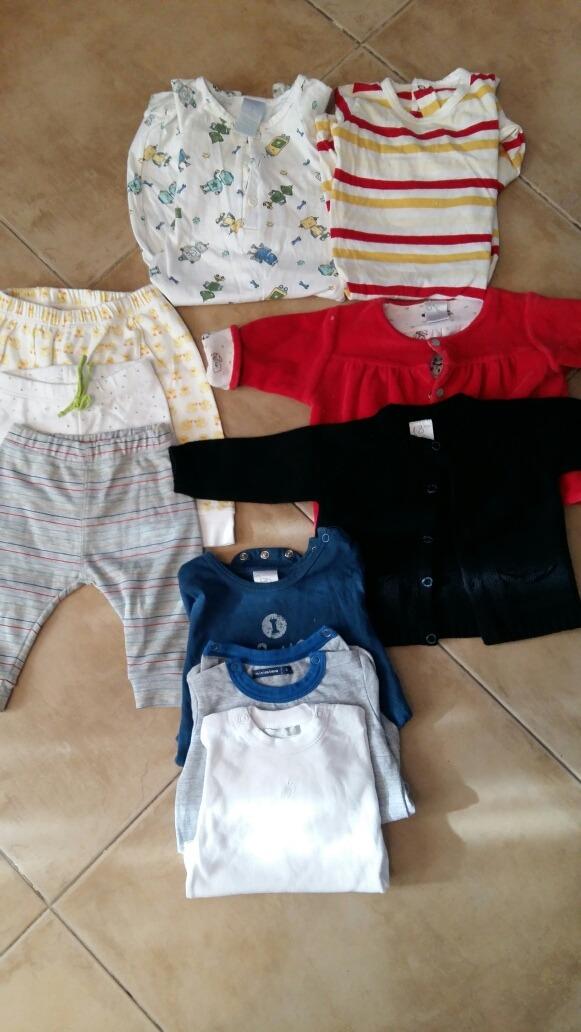 lote de.ropa bebe de 1 a 6 meses. Cargando zoom. 51830847307d