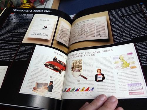 lote design gráfico livro hirtória+ brinde revista set frete