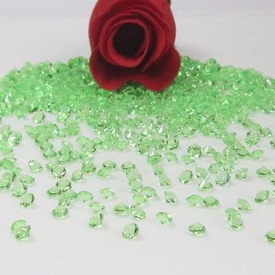 lote diamantes artificiales para eventos tamaño mixto