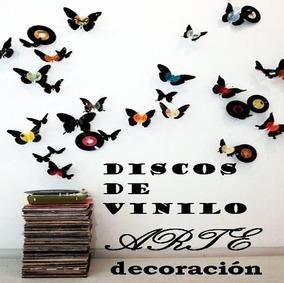 Disco Vinilo Decorar Música Vinilo Usado En Mercado Libre
