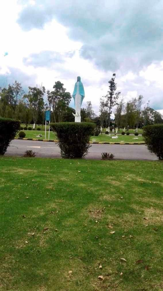 lote doble cementerio la inmaculada, ganga