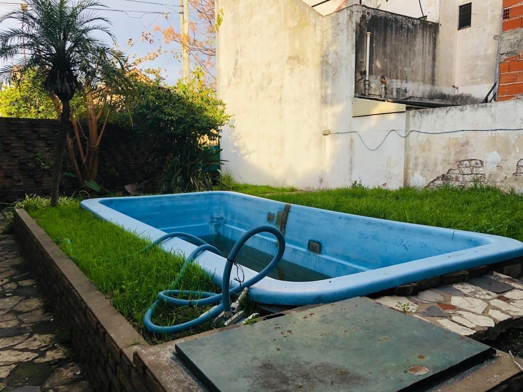 lote doble ramos mejía - zona sanatorio de la trinidad