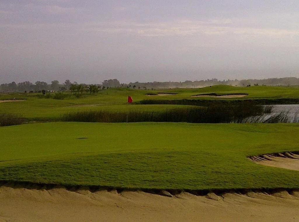 lote - el canton - golf. a espejo de agua