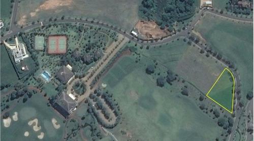 lote em condomínio de alto luxo -  fazenda da grama - 3859