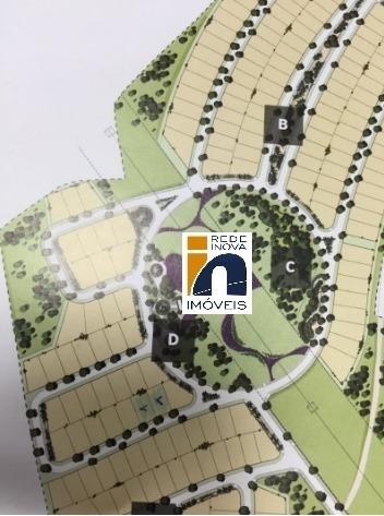 lote em condomínio de alto padrão, na melhor localização do vetor norte,  as margens da linha verde, ótimo acesso. - 1000
