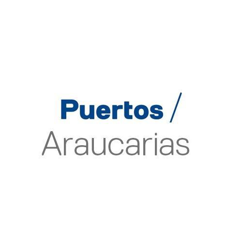 lote en araucarias, puertos