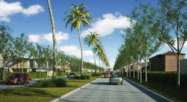 lote en  barrio abierto las tardes - excelente ubicacion en roldan. lote de 585 m2