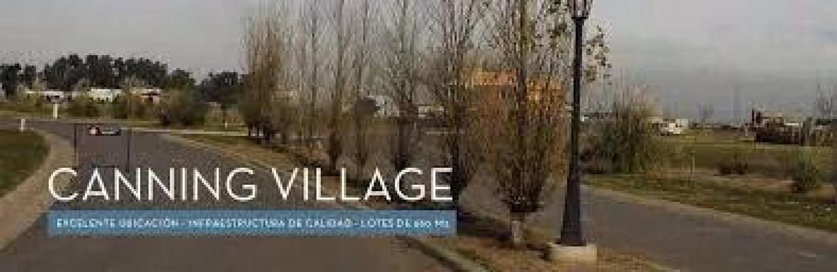 lote en barrio canning village-san felipe-financiado