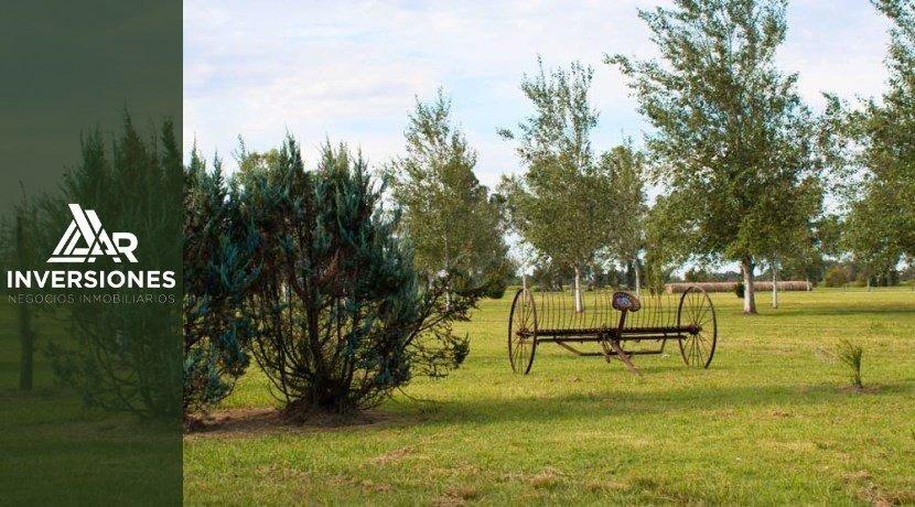 lote en barrio cerrado pinares del sur - hermoso entorno natural