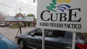 lote en barrio privado náutico cube. escobar. bs. as.