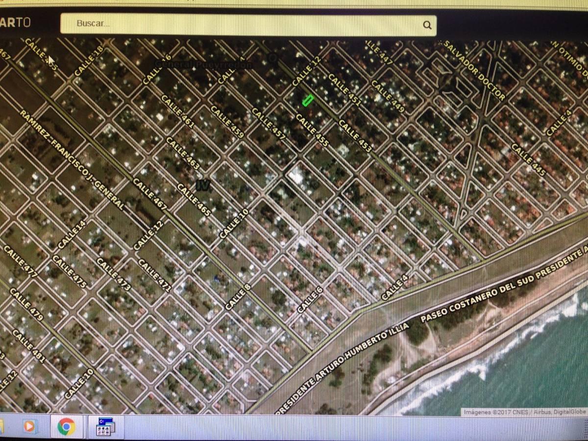 lote en barrio san patricio a 400 mts de la playa!!!