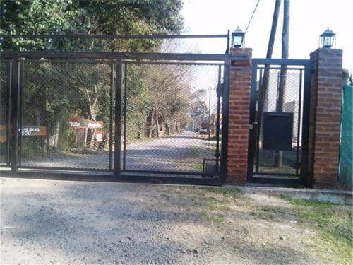 lote en barrio villa angela, fco. alvarez