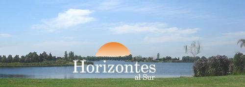 lote en canning horizontes al sur a la laguna financiado