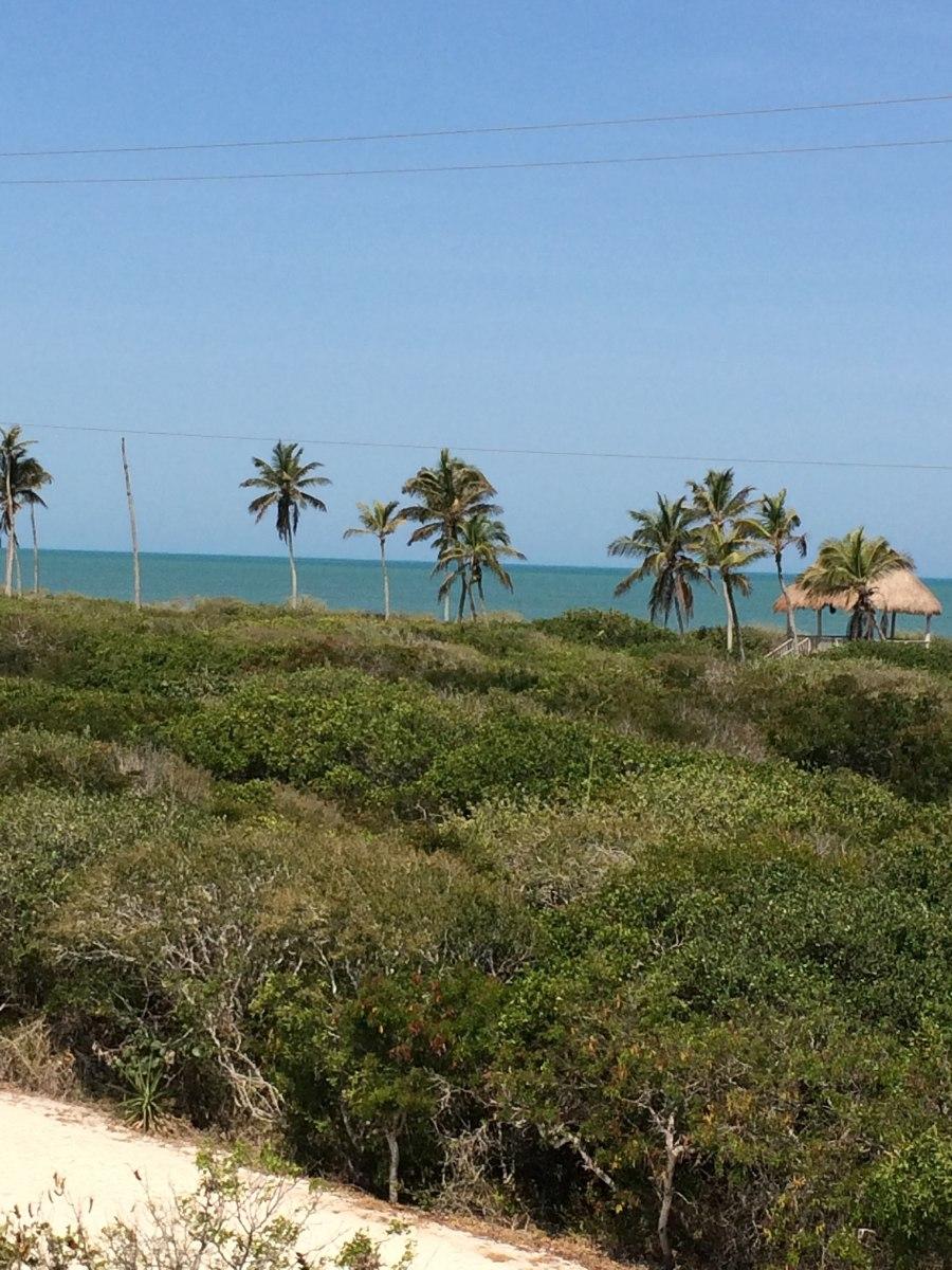 lote en comunidad residencial con acceso al mar