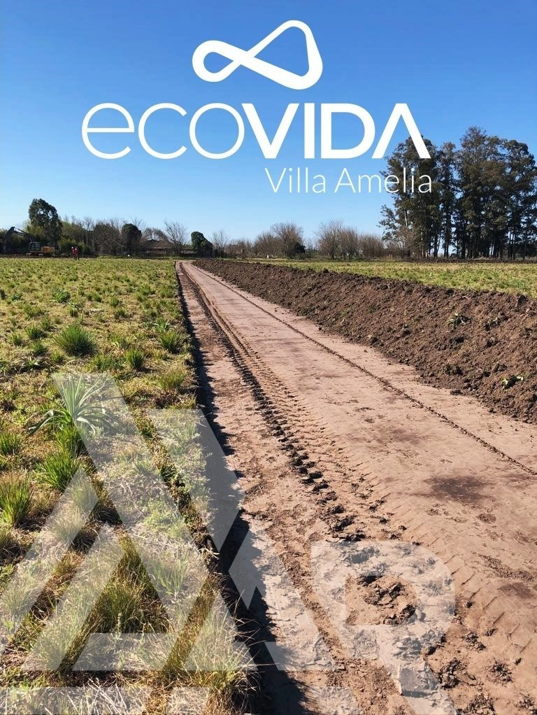 lote en ecovida. barrio abierto con amplia financiacion.