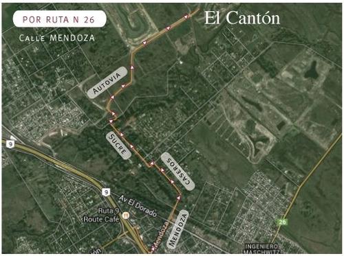 lote en el cantón - barrio norte 871, escobar, bs.as. g.b.a.