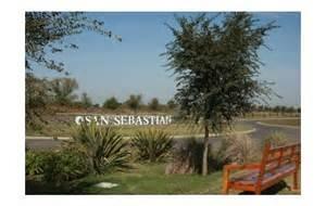 lote en espacio verde,  en barrio privado san sebastián