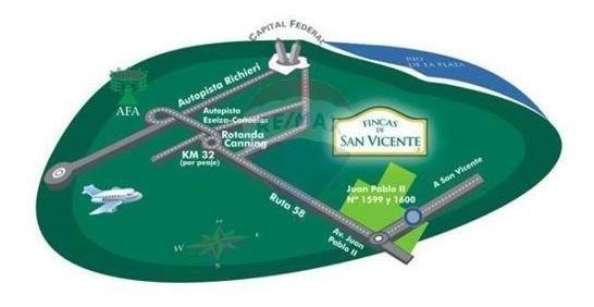 lote en esquina 2185 mts fincas golf -oportunidad!