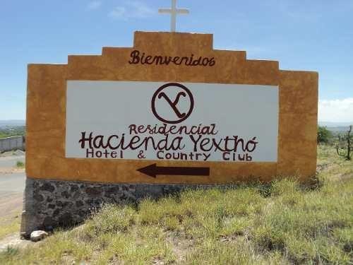 lote en ex-hacienda yexthó country club